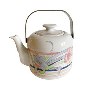 Vtg The Toscany Collection Teapot